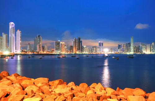 Commissioning Training 2014 - Panama City