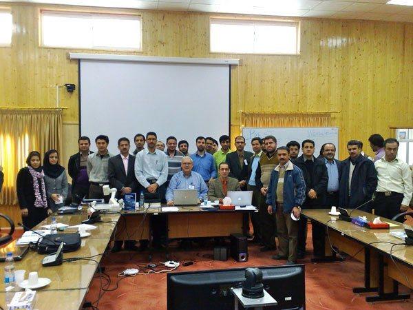 Commissioning Seminar Iran