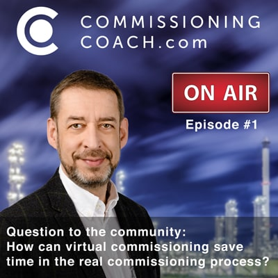 Podcast - CommissioningCoach.com on Air - Episode #1